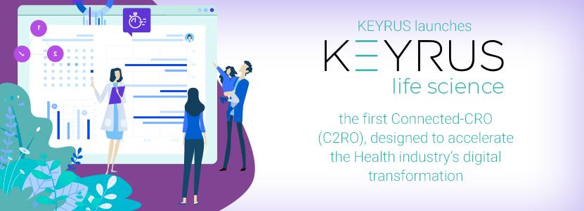 Keyrus launches Keyrus Life Science