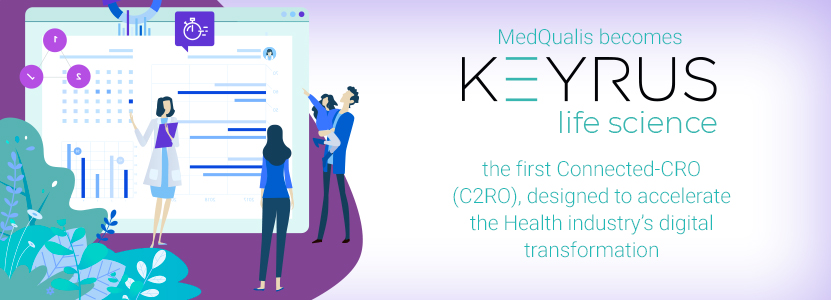 MedQualis becomes Keyrus Life Science