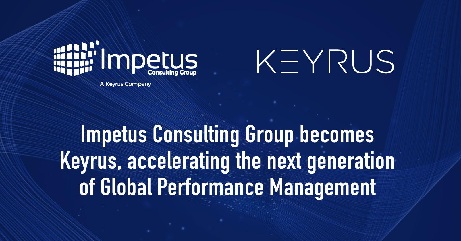 Impetus becomes Keyrus